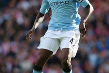 Manchester City FC (B) / Soccer