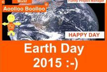 Aoolloo Boolloo Earth / Aoolloo Boolloo Earth