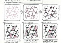 Art : Doodle Line Patterns