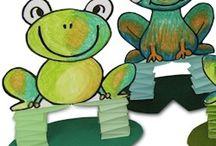 βάτραχος -frog