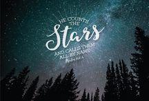Star themed wall