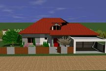 Facades, fences and gardens / Projects & realizations