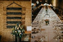 Table Talk! / Well your guests do have to spend a little while at the table - might as well make it fancy!