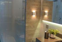Banheiros / Arquitetura de banheiros