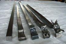 Forge, métal...