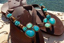 Summer flip-flops & sandals!!!