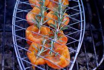 Food- barbecue vegan