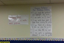 goals and success criteria / by Suzy Morrow