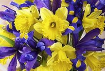 Daffodil inspired wedding