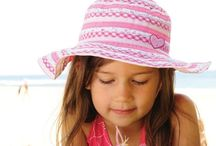 Girls Sun Hats / Fun and practical hats for girls. Wide brim buckets, cotton buckets, quick dry microfibre and legionnaires.