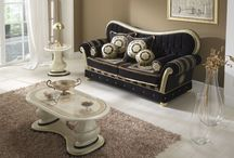 Versace Inspired Italian Furnitre / Hand-made Versace inspired Italian made furniture