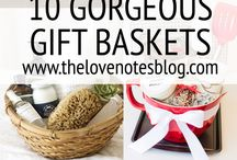 Gift Baskets / hampers and gift baskets