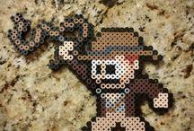 Paige's Indiana Jones crafts