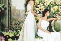 Vogue Bridal Shoot