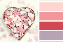 Paletas de colores / Color Patterns / Ideas de paletas de colores. Diferentes combinaciones, fotografías e inspiración.