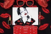 Fashion иллюстрации. Женские образы / Иллюстрации от Алены Лавдовской
