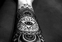 Tattoos / Collection of appealing/potential tattoos.