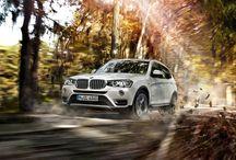 BMW X3 / The BMW X3
