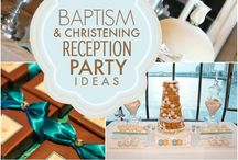 Baptism & First communions