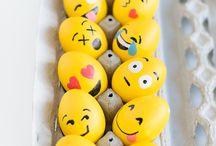 ovos de emoji