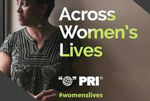#Women'sLives / SheKnows Media and PRI Announce News Incubator #womenslives. This board will feature articles and pinnables from the campaign. / by Mary Hill