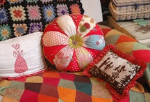 Cushions / by Dianne Holwell