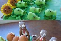 Plants vs zombies birthday