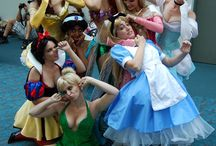 Disney Princesses / by LeighAnn Phillips