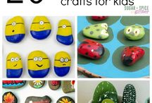 Crafts for Toddlers - Summer