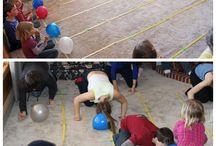soutěže ve třídě