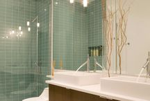 Bathroom Ideas / by Jill Crossley