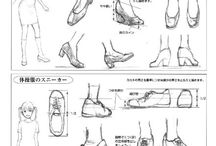 Clothing ref - shoes