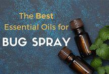 Repellent Essential Oils