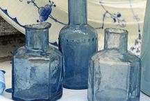 Bottles and jars / by Pirjo Salo