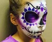 halloween makeup kids