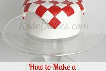 Bakes and Cakes... Fondant