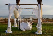 Γάμος εξωτικός δίπλα στην θάλασσα