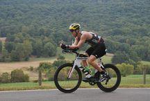 Ironman Bike course in Chickamauga, Ga