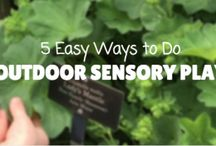 Sensory Play / Sensory activities and games for kids! The best ideas for fidget toys, weighted accessories, and more.