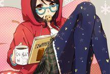 Manga/Anime/Comic
