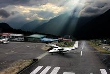 Domestic Mountain Flights in Nepal / Enjoy not only adventure trekking holidays or cultural tours. But also view popular mountains in Nepal by Helicopter. Learn to arrange domestic flight tickets in discounted fare.