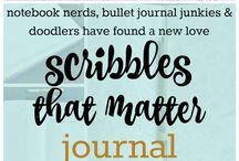 Bullet / Dot Journalling