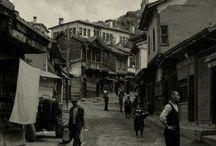 eski kent fotografları