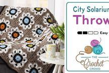 Crochet - Blankets & Afghans