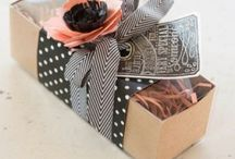Creative Wrapping ideas / by Sandy H