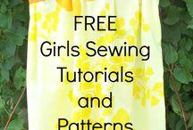 Sew - Girls