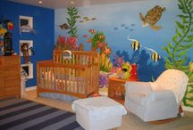 Mural or Themed Room Ideas / by Cindy Layne