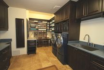 Laundry Rooms & Pantries