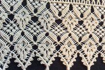 Макраме. Плетеный абажур.