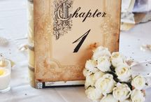 literature theme WEDDING